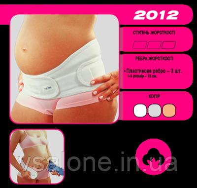 Бандаж для вагітних до і післяпологовий Євро розмір 1,2,3,4
