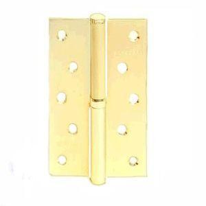 Петли дверные Apecs 125*75-B-Steel-G-R