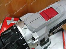 Аккумуляторный шуруповерт Forte CDL 1217-2 B2, фото 3