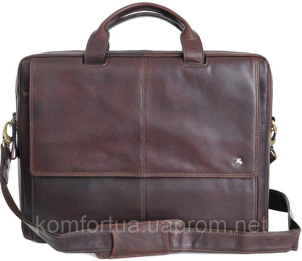 Сумка для ноутбука Visconti ML24 Anderson (brown)
