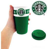 Красивые оригинальные чашка керамические кружки Starbucks. Отличное качество. Доступная цена. Код: КГ2889