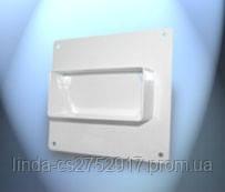 Фланец плоский с клапаном D\UZP 104\110*55 Dospel, фото 2