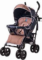 Детская коляска-трость Caretero Spacer Deluxe Beige