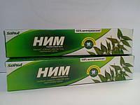 Зубная паста  Ним, Toothpaste Neem Sahul, 100г