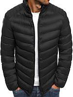 Куртка еврозима, черный
