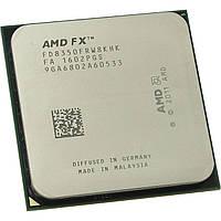 Процесcор AMD X8 FX-8350 (FD8350FRHKBOX) Box игровой 4GHz