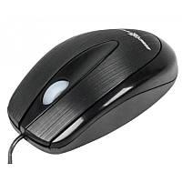 Мышь Maxxter Mc-206 Черная компьютерная для ноутбука