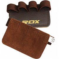 Накладки для подтягивания RDX Leather