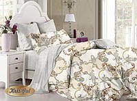 Комплект постельного белья  полуторный Бязь 150х220 Эмма