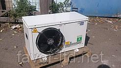 Холодильний агрегат в корпусі