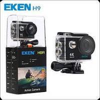 Экшн камера EKEN H9R.Максимальное качество видеозаписи Ultra HD 4K.