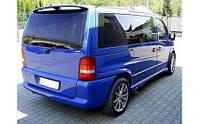 Заднее стекло (ляда) на Mercedes-Benz Vito 96-03 с электрообогревом (Мерседес Вито 96-03)