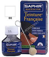 Краситель для открытых типов кож Saphir Teinture Francaise, 50 мл, цв.база (00)