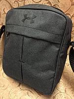 Сумка-планшет мужская UNDER ARMOUR, ткань, фото 1