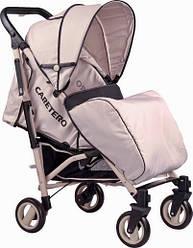Прогулочная коляска Caretero Sonata