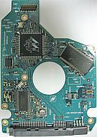 Плата HDD 500GB 5400 SATA2 2.5 Toshiba MK5075GSX G002825A