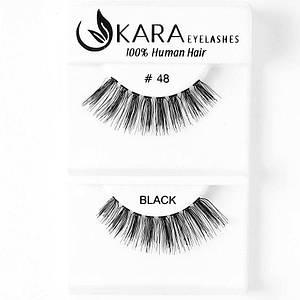 Накладные ресницы Kara™ False Strip Eyelashes  #48