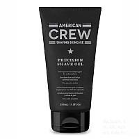 American crew гель для точного бритья Precion Shave.