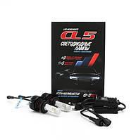 Aвтолампы Cool LED CL5, H7, 5000K, 30W, Philips Luxeon Z ES