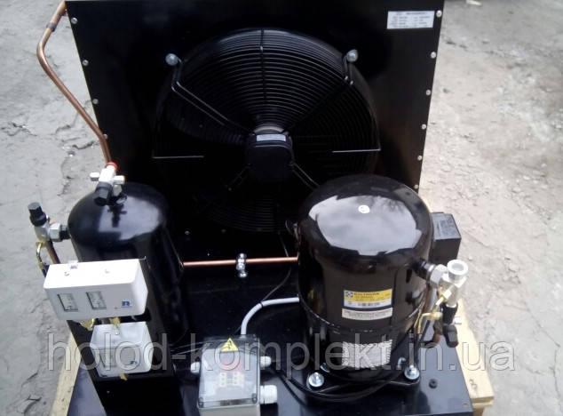 Холодильный агрегат SM-KA 5572 ZXG, фото 2