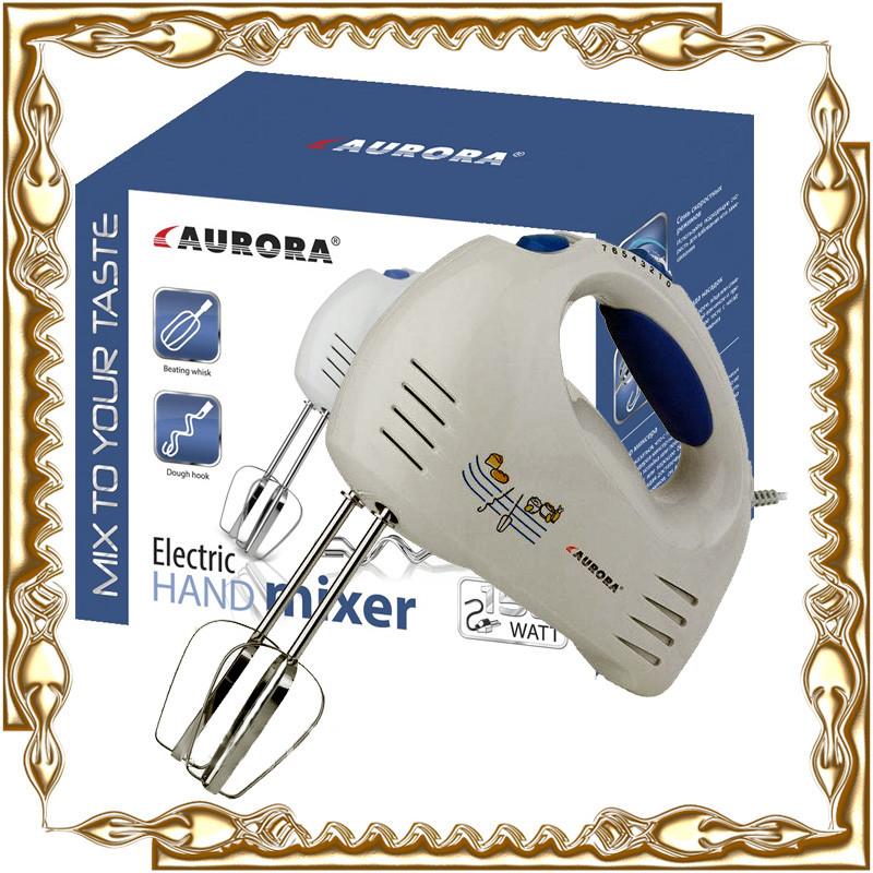 Миксер Aurora 408, 150 Вт.
