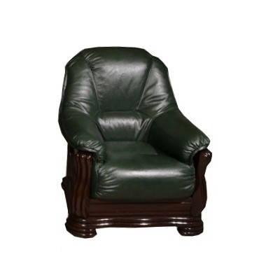 Шкіряне крісло Саванна, фото 2