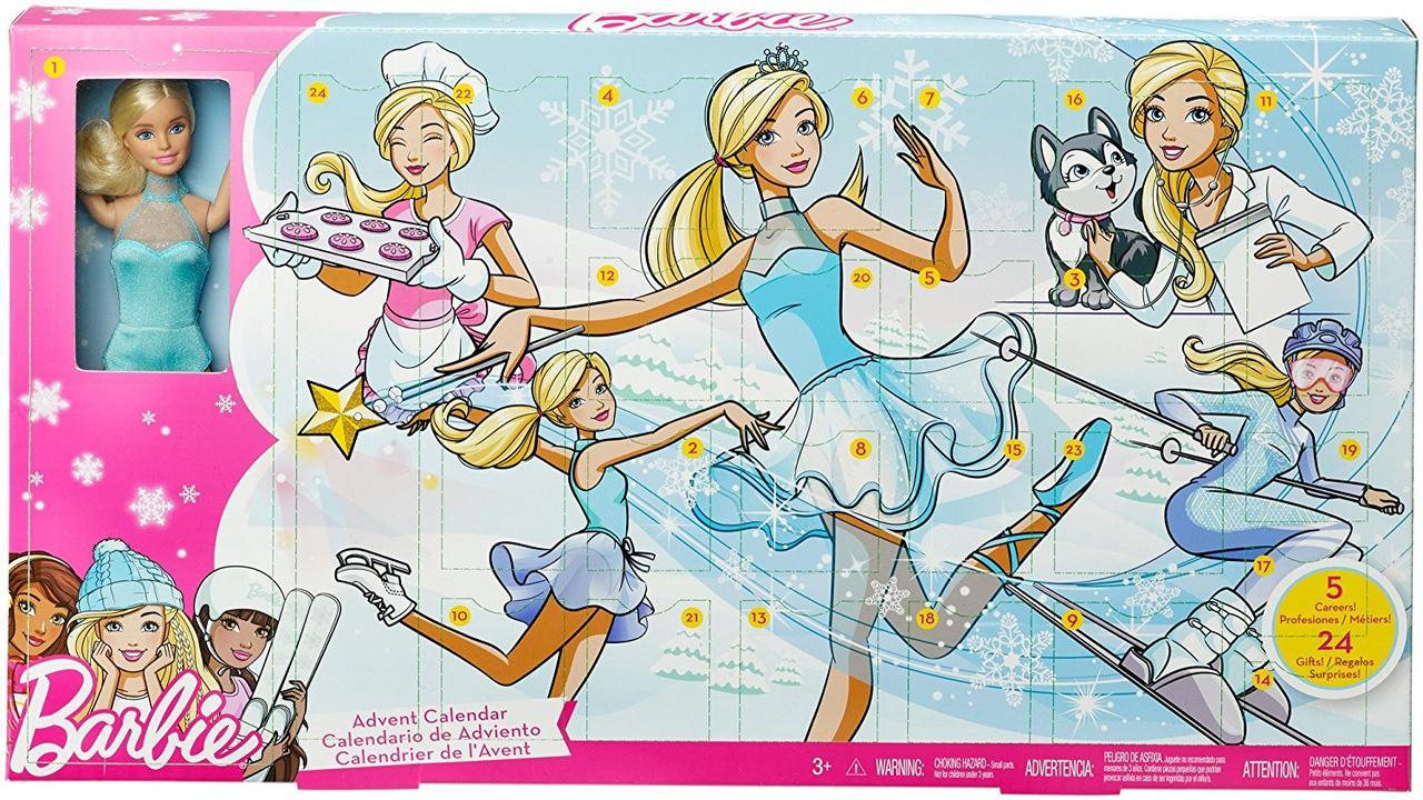 Набор Барби Адвент календарь