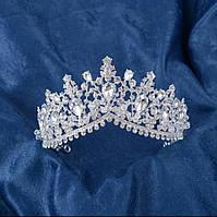 Дорогая восточная корона тикка в кристаллах и камнях 183