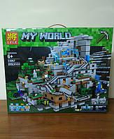 Конструктор My World (2052 детали)