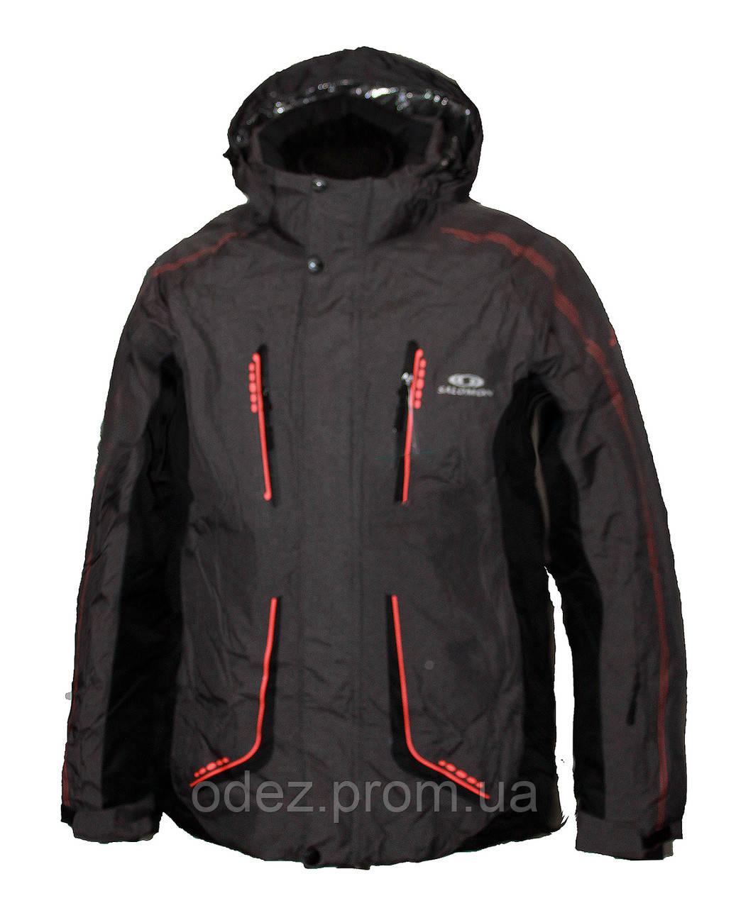58220e6a6b7c Мужская горнолыжная (лыжная) куртка Salomon c Omni-Heat - Интернет-магазин  одежды