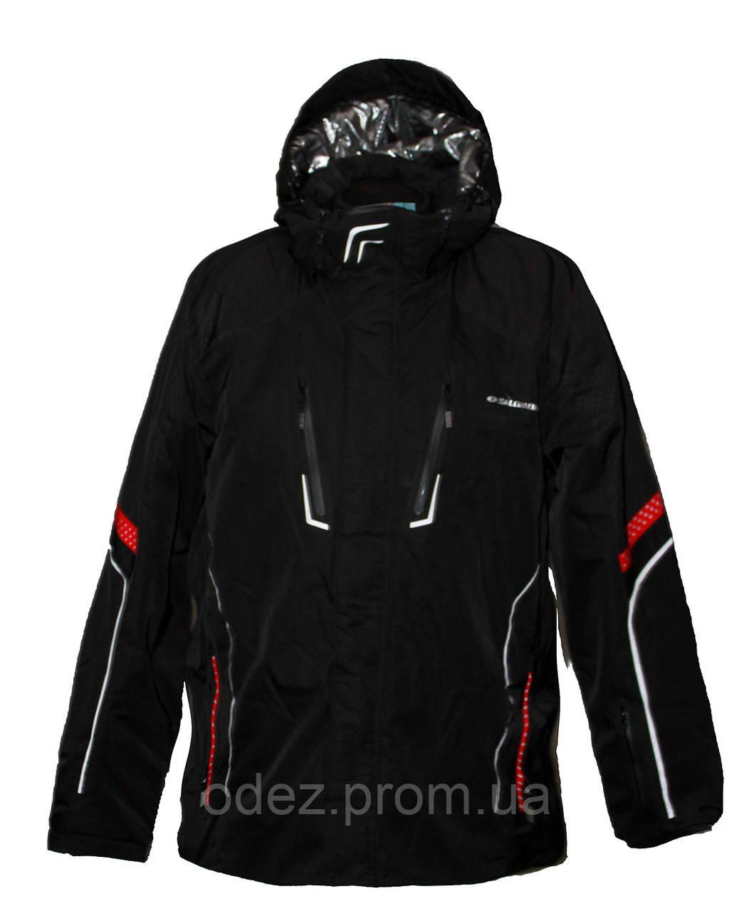 Мужская горнолыжная (лыжная) куртка Salomon c Omni-Heat - Интернет-магазин  одежды 8263b3b88b6