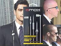 Наушники для охраны Amax Security с силиконовым проводом на 1 наушник