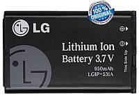 Аккумулятор батарея 531A для LG A130 A155 / GM200 C375 / T500 Ego / GB110 GB130 GB170 / GS155 GS205 оригинал
