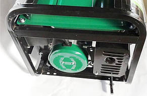 Генератор бензиновый Iron Angel EG 5500 E3 (5,5кВт), фото 2