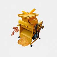 Молотилка кукурузных початков ДТЗ 5TY-0.5 Д  (с двигателем) (2.5 кВт)