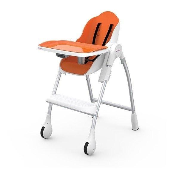 Oribel - Стульчик для кормления Cocoon, оранжевый