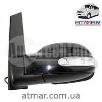Зеркало электро с подогревом левое Mercedes Benz Viano