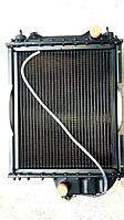 Радиатор водяногоохлажденияМТЗ (железные бачки, сердцевина - медь) (Китай)