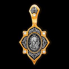 КАЗАНСКАЯ икона Божией Матери, Ангел-Хранитель.