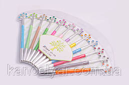 Набор ручек гелевых, неоновых, 12 цветов