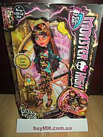 Кукла Monster High Freaky Fusion Cleolei Doll Клеолей Чумовое слияние