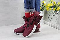 Кроссовки Nike Ultra Moire женские (бордовые), ТОП-реплика, фото 1