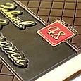 """Книга в кожаном переплете """"48 Законов власти"""" Роберт Грин (M1), фото 8"""