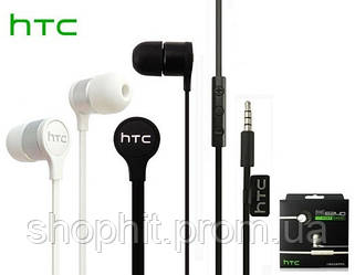 Наушники гарнитура E240 для HTC One X10