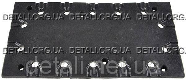 Підошва интерскол ПШМ-300 227*115