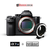 Камера Sony Alpha a7S II + Переходник Metabones (KIT103), фото 1