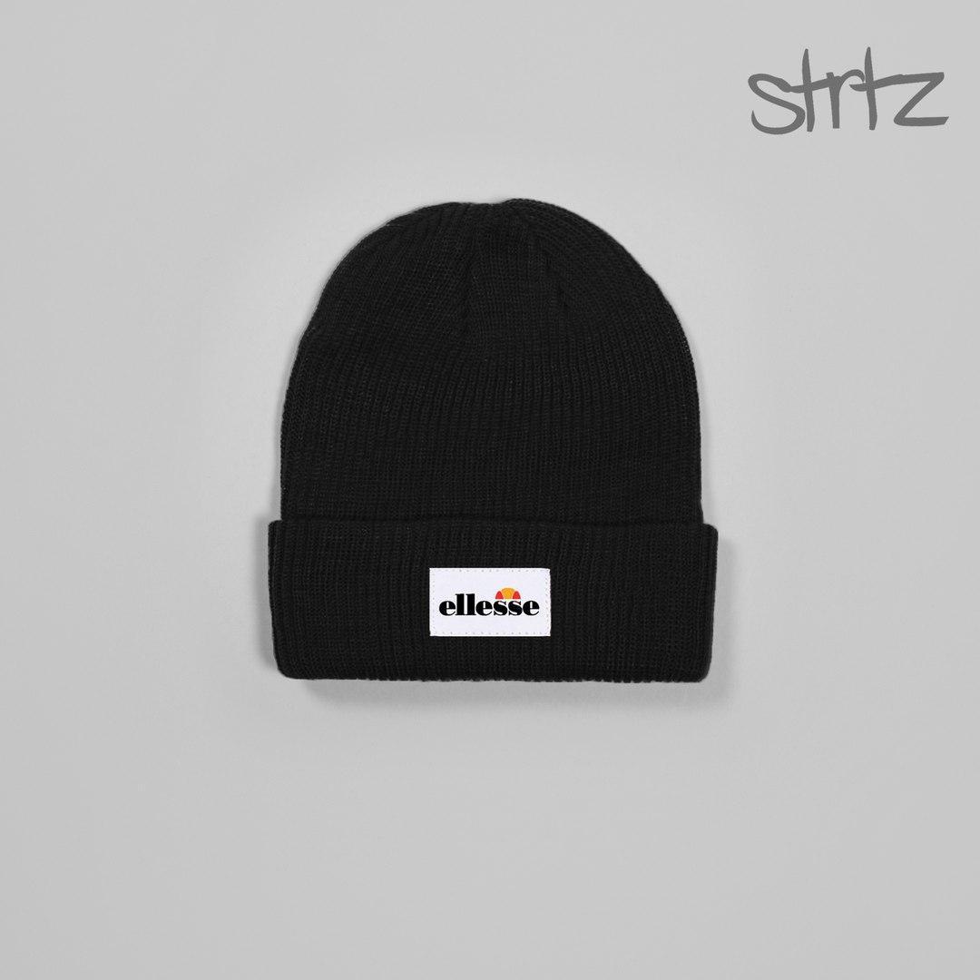 Классная мужская шапка эллис, шапка Ellesse