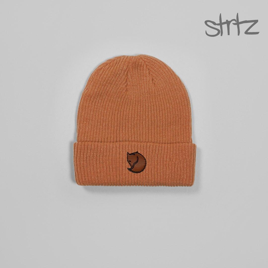 Теплая мужская шапка