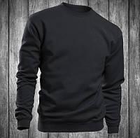 Свитшот мужской черный Stedman - Black CT4000