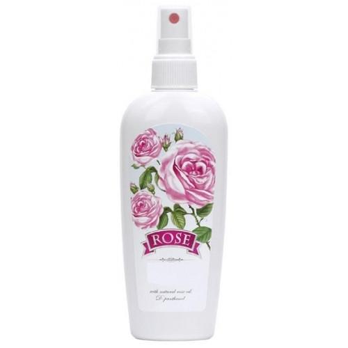 Розовая вода натуральная (спрей) Болгарская Роза Rose Гидролат Розы 150 мл